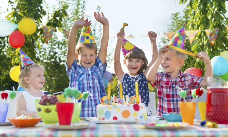 Theme Parks for Children's Birthday Parties