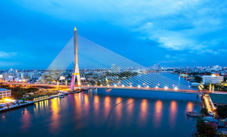 Digital Parks Are Trending in Bangkok
