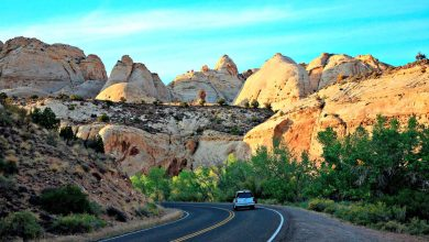 Photo of 6  Best Day Trips Coming from Las Vegas