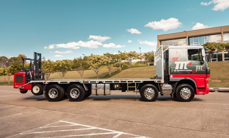The best transport company in Brisbane: Farlow Transport